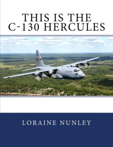 This is the C-130 Hercules Book Cover Image