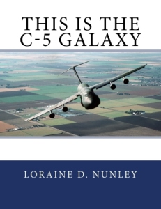 Book Cover: This Is The C-5 Galaxy