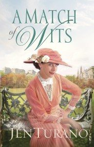 A Match of Wits by Jen Turano | Book Review by Loraine Nunley