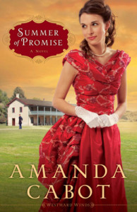 Summer of Promise by Amanda Cabot | Book Review by Loraine Nunley