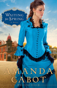 Waiting for Spring by Amanda Cabot | Book Review by Loraine Nunley