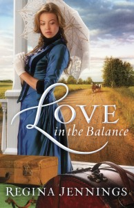 Book Review: Love in the Balance by Regina Jennings