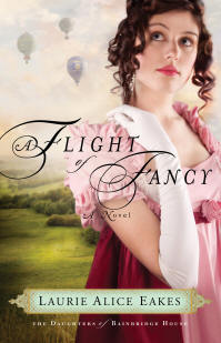 Book Review: A Flight Of Fancy by Laurie Alice Eakes