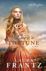 Love's Fortune by Laura Frantz Review by Loraine Nunley