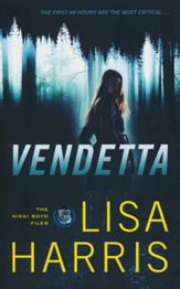Vendetta by Lisa Harris