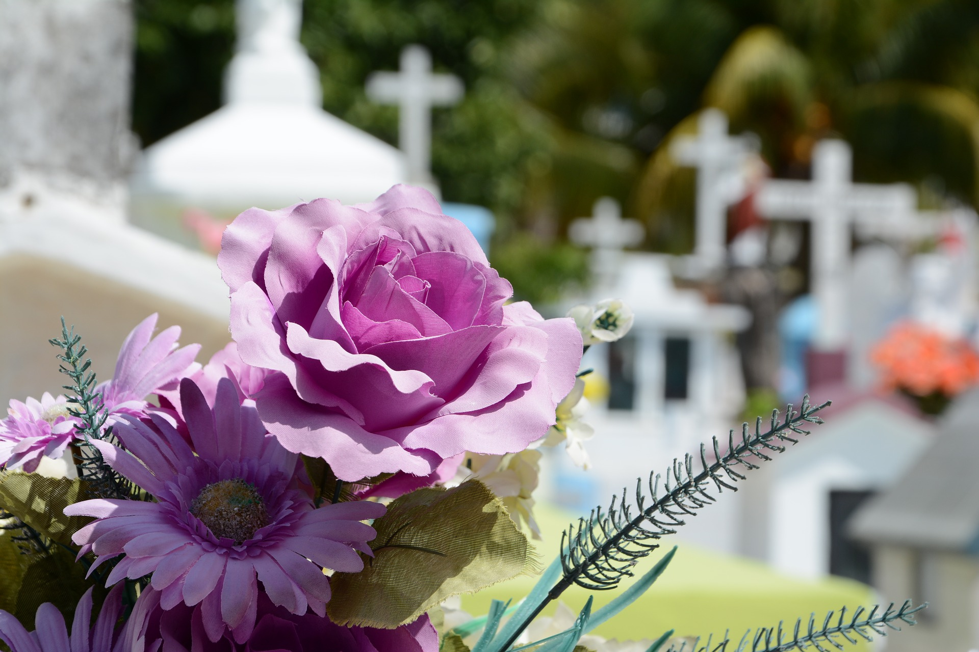 Create a great funeral day - October 30th