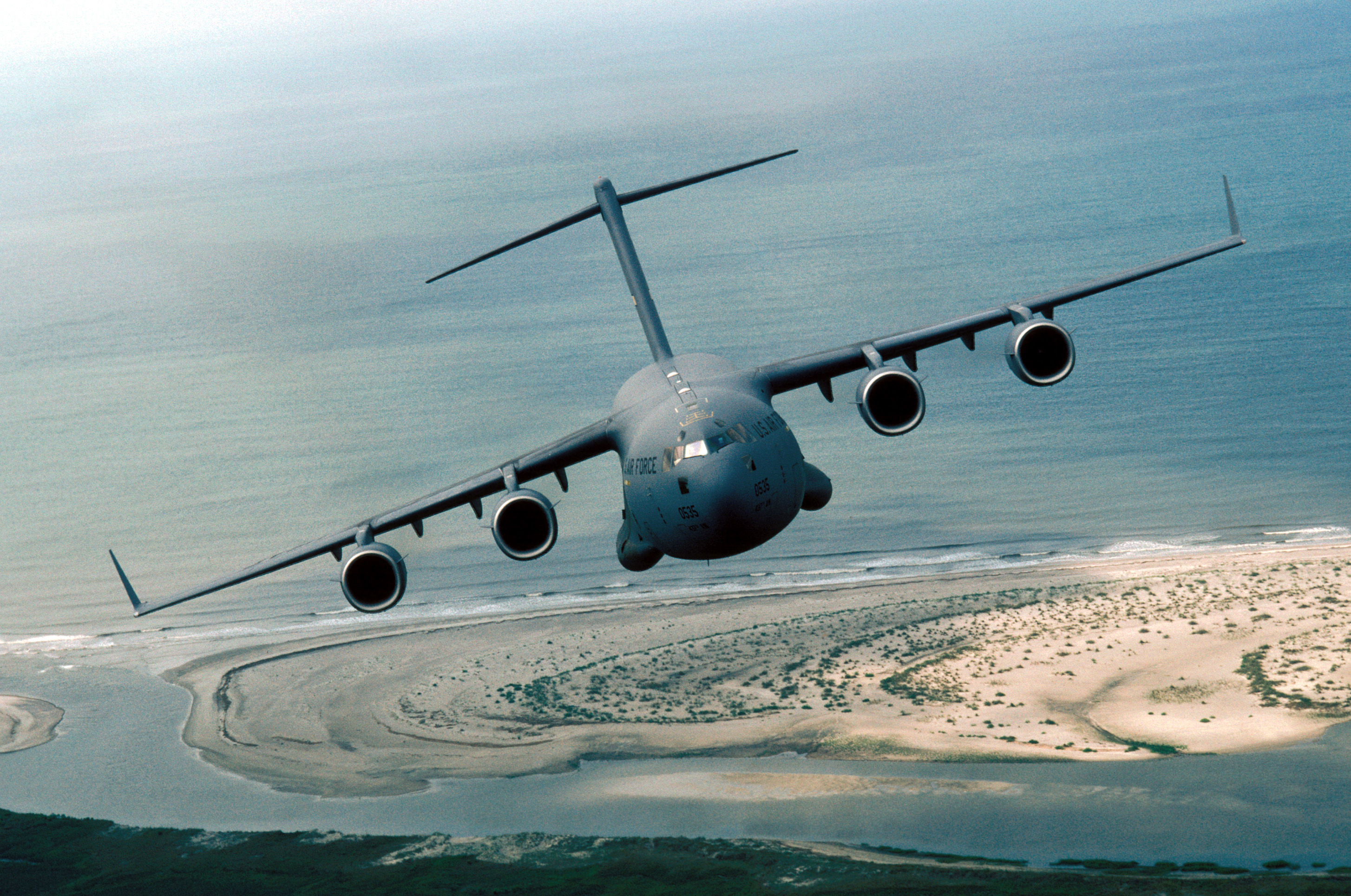 C-17 Globemaster III:  An Introduction