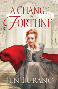 A Change of Fortune by Jen Turano Book Review by Loraine Nunley