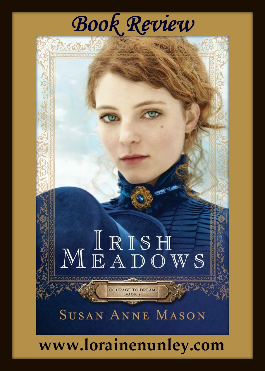 Book Review: Irish Meadows by Susan Anne Mason