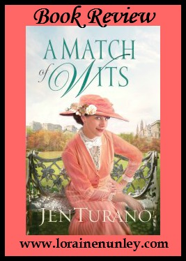 Book Review: A Match of Wits by Jen Turano