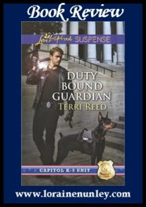 Duty Bound Guardian by Terri Reed | Book Review by Loraine Nunley