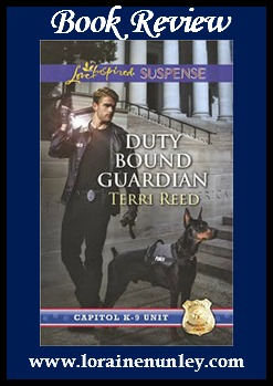 Book Review: Duty Bound Guardian by Terri Reed