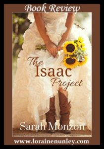 The Isaac Project by Sarah Monson | Review by Loraine Nunley