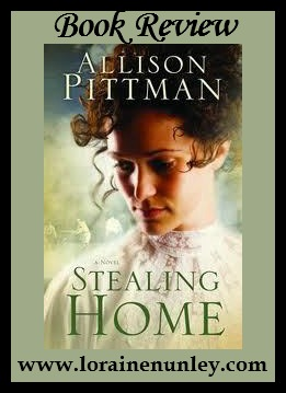 Book Review: Stealing Home by Allison Pittman