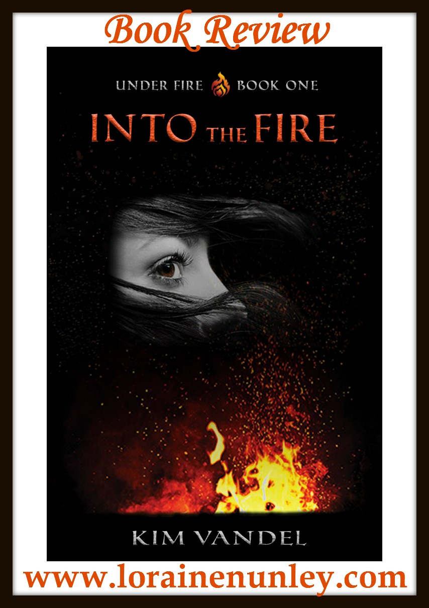 Book Review: Into the Fire by Kim Vandel