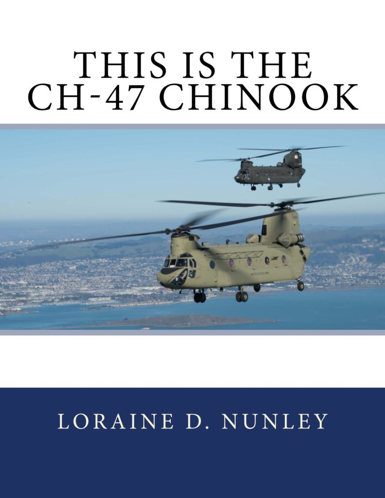 Book Cover: This Is The CH-47 Chinook