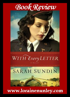 Book Review: With Every Letter by Sarah Sundin