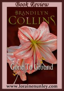 Gone to Ground by Brandilyn Collins | Book Review by Loraine Nunley
