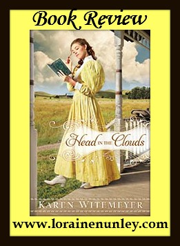 Book Review: Head in the Clouds by Karen Witemeyer