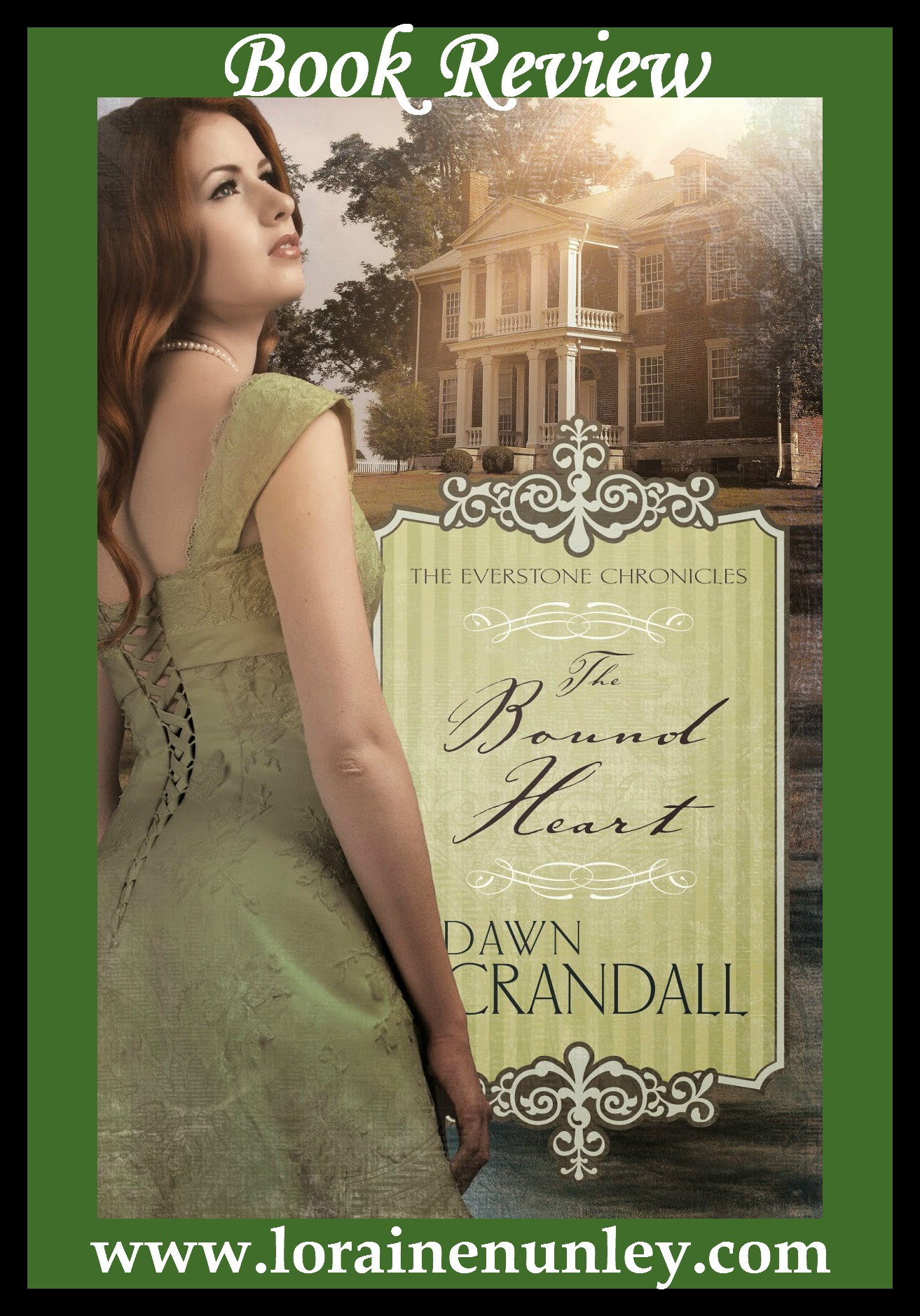 Book Review: The Bound Heart by Dawn Crandall