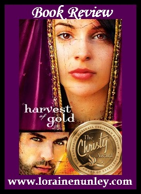 Book Review: Harvest of Gold by Tessa Afshar