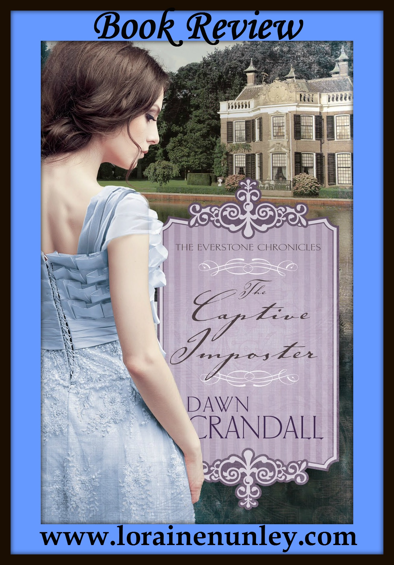 Book Review: The Captive Imposter by Dawn Crandall