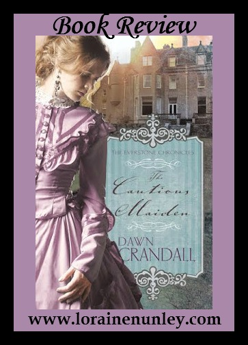 Book Review: The Cautious Maiden by Dawn Crandall
