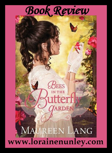 Book Review: Bees in the Butterfly Garden by Maureen Lang