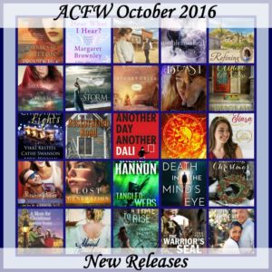 ACFW October 2016 New Releases