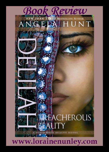 Book Review: Delilah by Angela Hunt