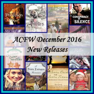 ACFW December 2016 New Releases