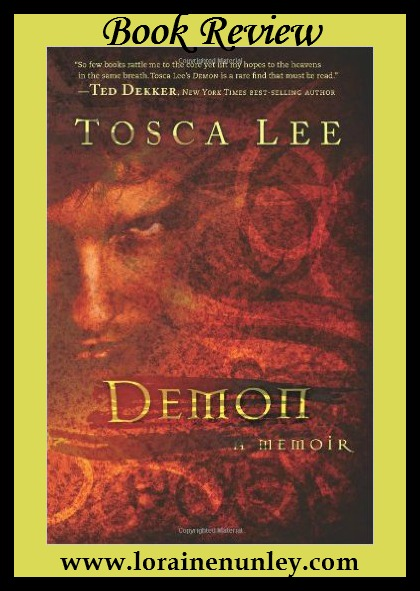 Book Review: Demon by Tosca Lee