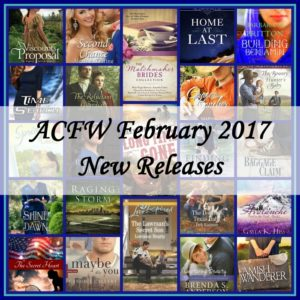 February 2017 New Releases from ACFW authors | Loraine D. Nunley, author