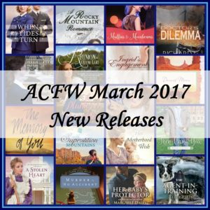 March 2017 New Releases from ACFW Authors | Loraine D. Nunley, author