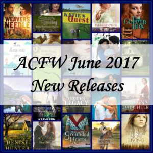 June 2017 New Releases from ACFW Authors | Loraine D. Nunley, author