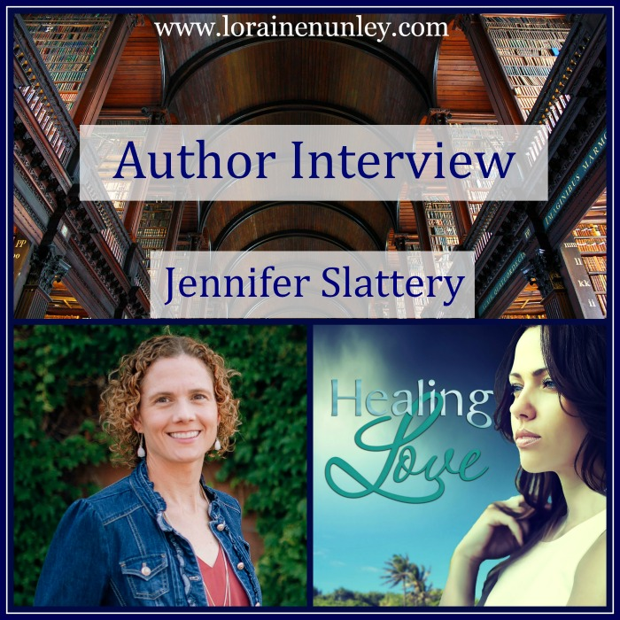 Author Interview: Jennifer Slattery
