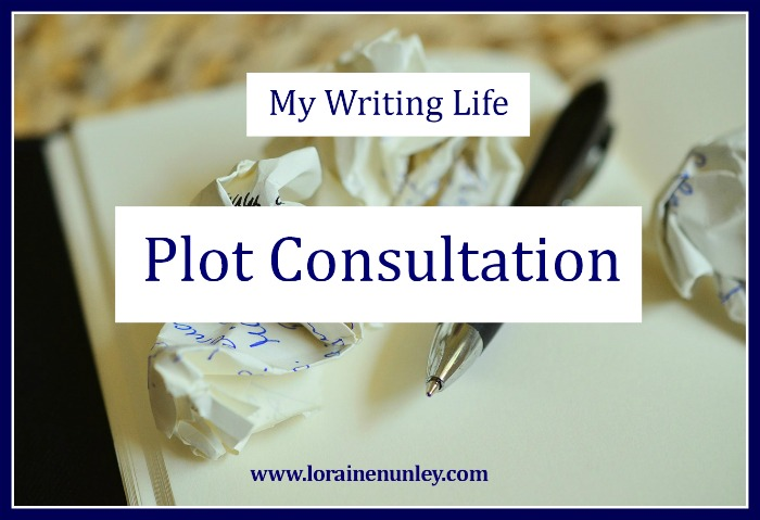 My Writing Life: Plot Consultation | www.lorainenunley.com