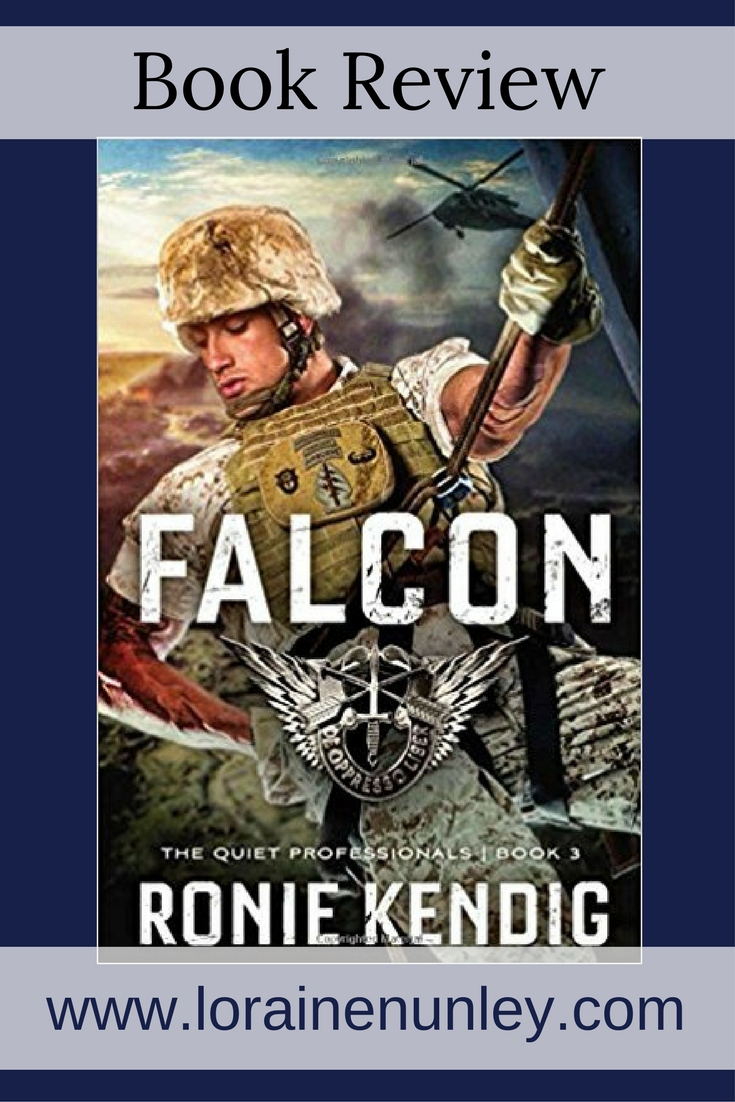 Falcon by Ronie Kendig | Book Review by Loraine Nunley