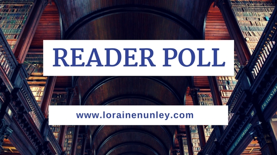 Reader Poll: Do you eat or drink while reading?