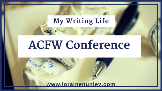 My Writing Life: ACFW Conference