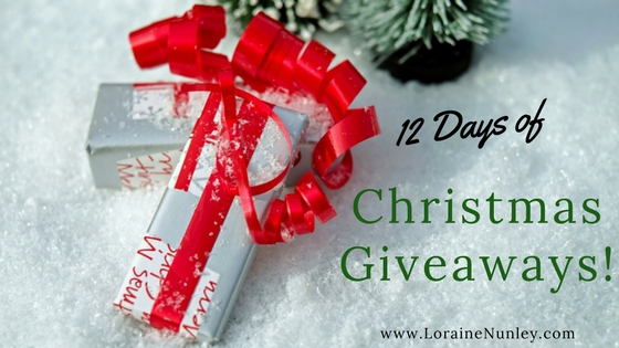 12 Days of Christmas Giveaways 2017 - Day 9