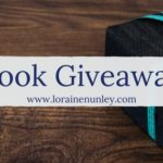Giveaway at Loraine Nunley's website