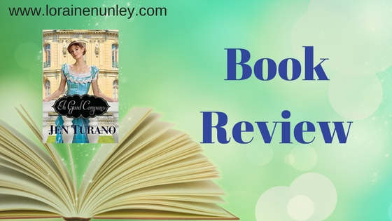 Book Review: In Good Company by Jen Turano