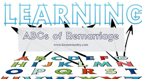ABCs of Remarriage | www.lorainenunley.com