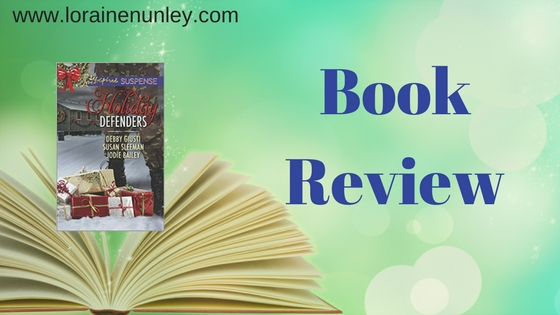 Holiday Defenders novella collection | Book Review by Loraine Nunley