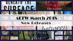 March 2018 New Releases from ACFW Authors – Loraine D. Nunley, Author