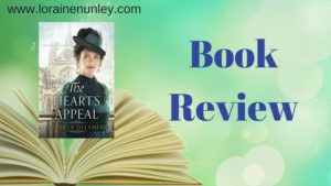 The Heart's Appeal by Jennifer Delamere | Book Review by Loraine Nunley