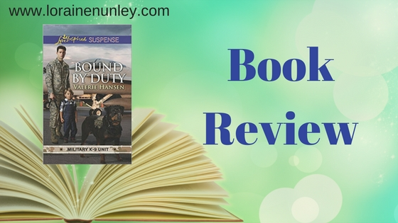 Book Review: Bound By Duty by Valerie Hansen + Giveaway