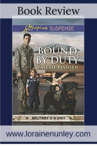 Bound by Duty by Valerie Hansen | Book Review by Loraine Nunley #BookReview