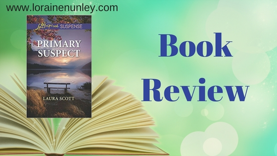 Book Review: Primary Suspect by Laura Scott